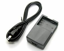 Battery Charger for Canon DC420 DC411 DC410 DC330 DC320 DC311 DC310 DC301 DC300