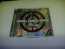 Tunnel Trance Force  Vol. 40     Sammlung