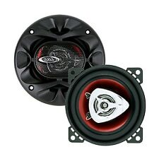 Full Range 4-Inch 4In 2-Way Auto Car Audio Speakers Pair 200 Watt Speaker SALE