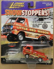 LITTLE RED WAGON A 100 TRUCK WHEELSTANDER DRAG DODGE BOYS MOPAR JOHNNY LIGHTNING