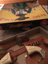1950's Texas Star Ranger Cap Gun in Original Box