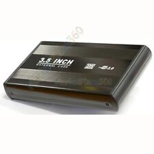 USB 2.0 S-ATA 3.5 Inch HDD Enclosure Hard Driver External SATA Case