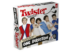 NEW TWISTER ONE DIRECTION GAME ORIGINAL GAME WITH A 1D TWIST XMAS PRESENT GIFT
