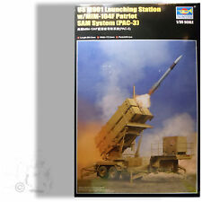 TRUMPETER 1/35 US M901 LAUNCHING STATION W/MIM-104F PATRIOT SAM SYSTEM (PAC 3)
