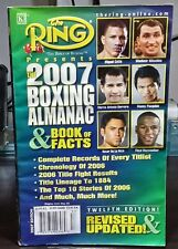 The Ring Boxing Almanac and Book of Facts 2007