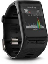 Garmin vivoactive HR GPS Uhr schwarz Herzfrequenzmessung am Handgelenk