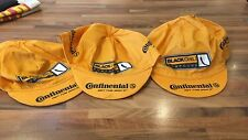 Continental Black Chili Compound Road Cycling Cap Made In Italy