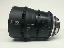 GL Optics 18-35mm Cinema Zoom Lens 1.8T PL Mount & EF