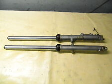 83 Suzuki GS450 GA GS 450 A Automatic front forks fork tubes shocks