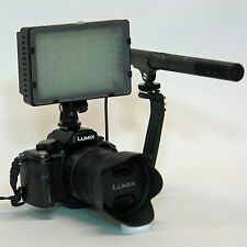 Pro VM SC-2L video mic light for Panasonic Lumix GH4 GH3 G6KK G6 G5 DSLR camera