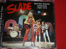CD.SLADE.LIVE BRITISH RADIO SESSIONS/69/72.25TI UNRELEASED SOUNDBOARD RECORDING.