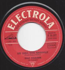 RALF PAULSEN 1967 :  LOVE IN BLUE  + DIE GIRLS VON NASHVILLE