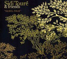 Sidi Touré - Sahel Folk [New CD] Mini LP Sleeve
