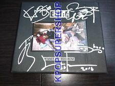 Winner – Exit : E (A Version) Autographed Signed CD Great Cond. RARE YG BigBang