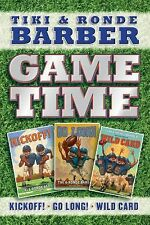 Game Time: Kickoff!; Go Long!; Wild Card Barber Game Time Books