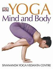 Yoga Mind and Body (DK Living) by Sivananda Yoga Vedanta Centre
