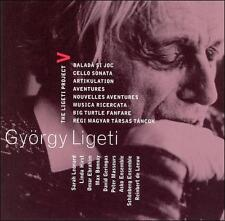 The Ligeti Project, Vol. 5, New Music