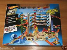 Huge Hot Wheels Biggest Ever Ultimate Garage Playset New In Box