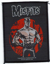 MISFITS PUNK SEW ON WOVEN PATCH !