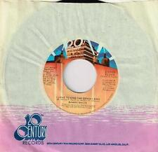 """BARRY WHITE - I LOVE TO SING THE SONGS I SING - 7"""" 45 VINYL RECORD - 1975"""
