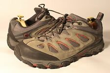MERRELL Pulsate Wild Dove Castle Rock Hiking Trail Shoes Mens 12 Gray