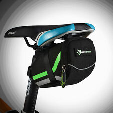 RockBros Bicycle Rear Seat Bag Pannier Bike Saddle Pouch Tail Storage