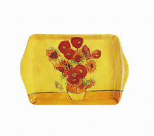 Sunflowers  Small Melamine Snack Crumb Tray Leonardo