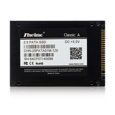 "New Zheino SSD 2.5""IDE/PATA 128GB for IBM X31,X32,X22,T41,T43,T43P,R51,V80,R60"
