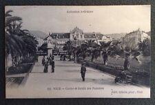 CPA. NICE. 06 - Casino et Jardin des Palmiers. 1905?