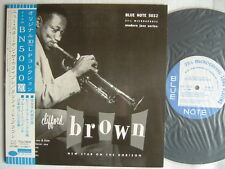 CLIFFORD BROWN NEW STAR ON THE HORIZON / JAPAN BLUE NOTE 10INCH MINT VINYL
