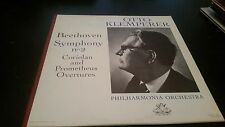 Otto Klemperer Beethoven Symphony No. 2 Philharmonia Orchestra Vinyl Record LP