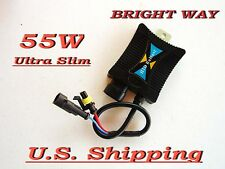 55W Slim HID Replacement Ballast for all 55W Xenon bulbs US Seller