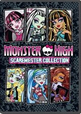 Monster High: Scaremester Collection (2016, REGION 1 DVD New)