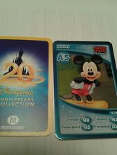 morrisons 20th anniversary silver  cards  £1