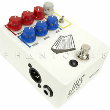 JHS Pedals Colour Box Vintage Preamp Channel & EQ for Mic/Guitar/Bass Color NEW