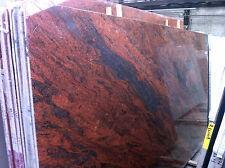 Arbeitsplatte Granit Multicolor RED Abdeckung Tischplatte Naturstein Platte NEU