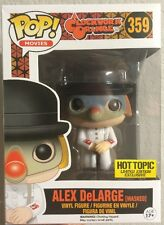 Funko Pop Hot Topic Chase Horror Masked Alex Delarge A Clockwork Orange Toy
