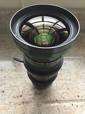 Canon 8-64mm Super 16 Zoom Lens PL mount Micro 4/3 BMPCC RED (Reduced Price)