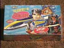 STINGRAY THUNDERBIRDS CARDS FULL BOX GERRY ANDERSON