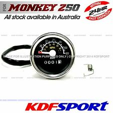 KDF SPEEDOMETER 50 METER CT70 SPEEDO SPEED PARTS FOR HONDA MONKEY Z50 Z50J DAX