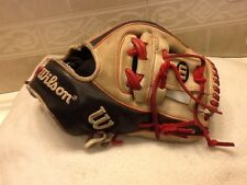 "Wilson A2K 11.5"" Brandon Phillips Casper Baseball Glove Right Handed Throwing"