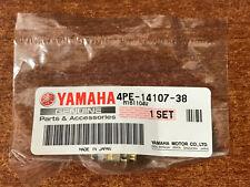 1995-2003 Yamaha YZ125 Float Valve Set Needle & Seat 4PE-14107-38-00 OEM