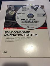 OEM 2015 Update EAST Coast 2003 2004 2005 2006 BMW X5 M3 Mini Navigation DVD Map