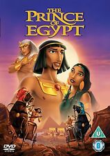 THE PRINCE OF EGYPT - DVD FILM