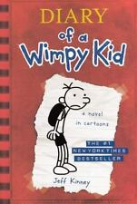 Diary of a Wimpy Kid 1 by Jeff Kinney Hardcover