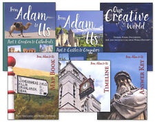 Notgrass History - From Adam to Us - Homeschool Curriculum Package NEW!