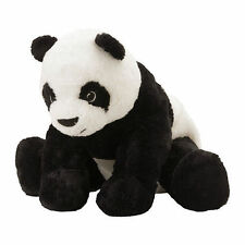 Kramig Panda Bear Ikea Stuffed animal Toy Soft White Black Plush kids Gift Baby