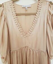 Original SEE BY CHLOÉ Seidenkleid rosa Gr.DE 36   Kleid Dress Frühling Hochzeit