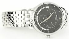 Swiss Tissot T0636371106700 Tradition Perpetual Calendar Anthracite Men's Watch