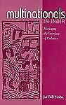 Multinationals in India: Managing the Interface of Cultures, , Sinha, Jai B P, V